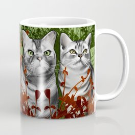 Perry and Monty Coffee Mug