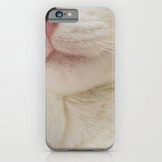 Black Nose Kitten Slim Case iPhone 6s