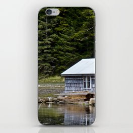 Sheltered Reflections iPhone Skin