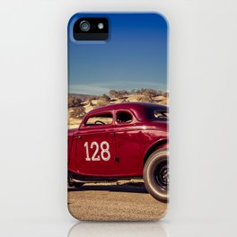 Hot Rod Roadster iPhone Case