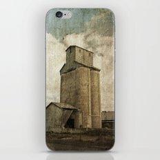 Boorowa Silos iPhone & iPod Skin
