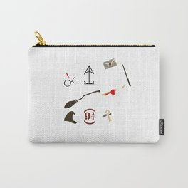 The Magical World of HarryPotter Carry-All Pouch