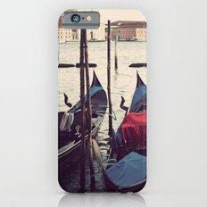 Italian Boat Dock iPhone 6s Slim Case