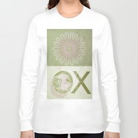 morocco Long Sleeve T-shirts featuring Morocco OX Green by ZenzPhotography