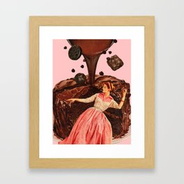 Chocolate Dreams 8x10 Framed Art Print