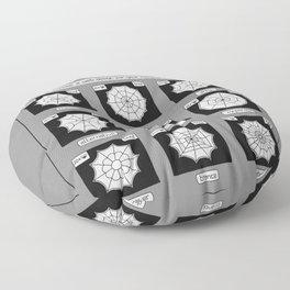 Web Enterprise Floor Pillow
