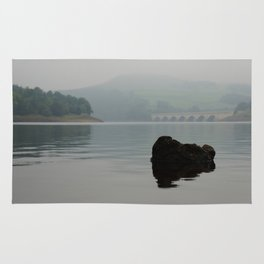 Ladybower Reservoir - The rock Rug