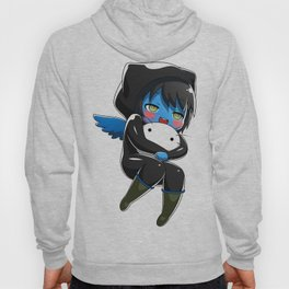 Fuzzy Chibi Luc (Expression 1)  Hoody