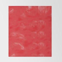 Abstract red background #society6 #decor #buyart #artprint Throw Blanket