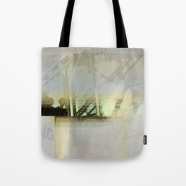 Transformative Space Revisited Tote Bag