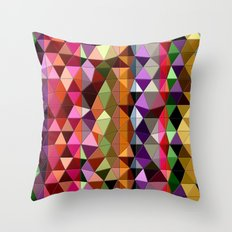 Two Kinds Throw Pillow