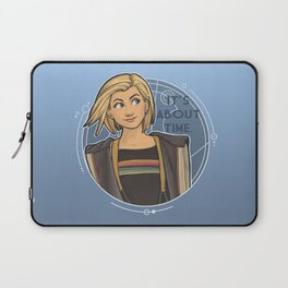 It's About Time Laptop Sleeve