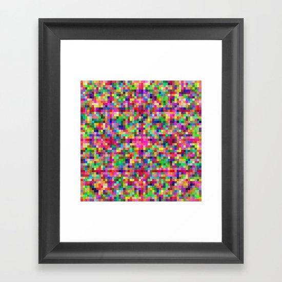 Blankie Framed Art Print