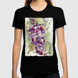 Wine Grapes 2 T-shirt