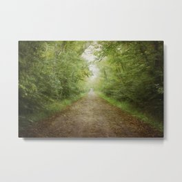 The Road to Somewhere Else Metal Print