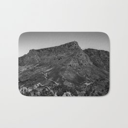Table Mountain Panorama (Cape Town, South Africa) Bath Mat