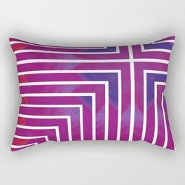 Cross Rectangular Pillow