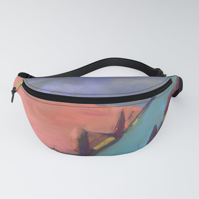 Wide Open Spaces Fanny Pack