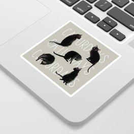 Caturdays Sticker