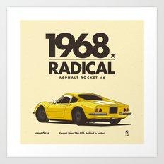 1968 Art Print