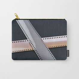 Two 35mm photographic film Carry-All Pouch