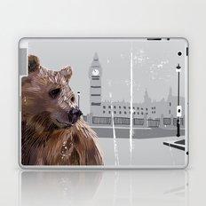Cityscape Bear Laptop & iPad Skin