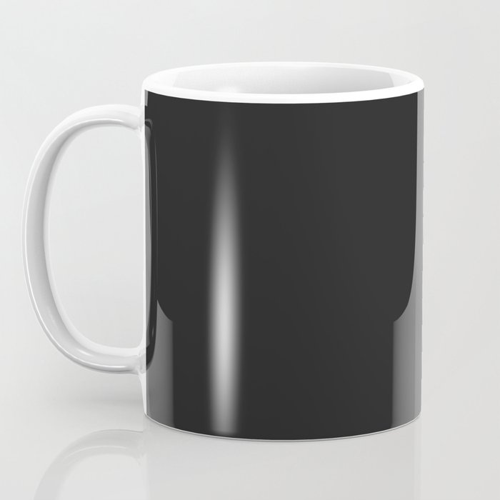Pixel Skull Coffee Mug