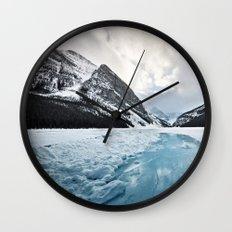Frozen Louise Wall Clock