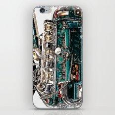 Engine Trouble iPhone & iPod Skin
