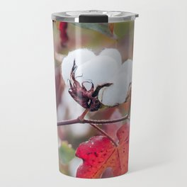 Cotton Field 22 Travel Mug
