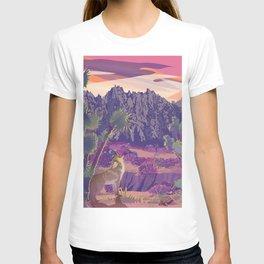 Castle Mountains National Monument Refuge T-shirt