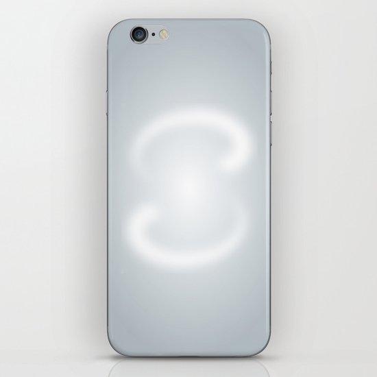 S like S iPhone & iPod Skin