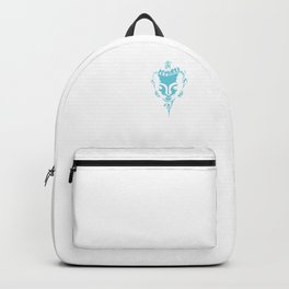 The Greatest Prayer Is Patience | Gautama Buddha Backpack