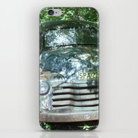 truck iPhone & iPod Skins featuring Truck  by Clint Harris