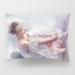 Ballerina Pillow Sham