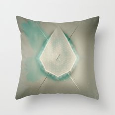 HEAL-IN(g) WATER(s) Throw Pillow