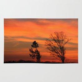 Tonights Sunset Rug