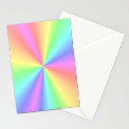 Rainbow Pattern 3 Stationery Cards