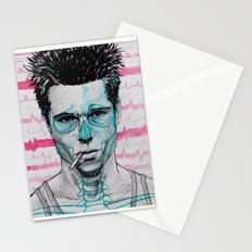 Tyler Durden Stationery Cards