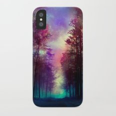 Magical Forest Slim Case iPhone X