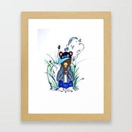 Brendank Framed Art Print