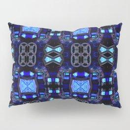 Cyber Lights Pillow Sham