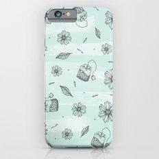Tea & Botanicals iPhone 6s Slim Case