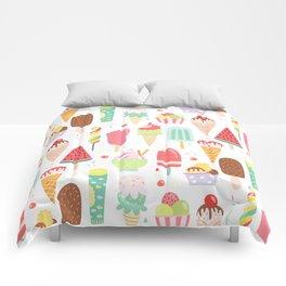 Ice Dream Comforters