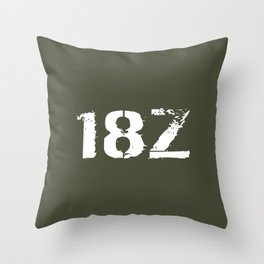 18Z Special Forces Throw Pillow