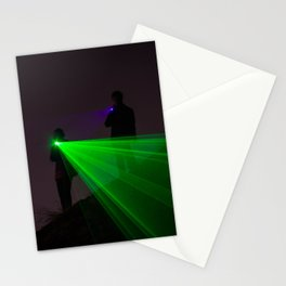 Lazers 2 Stationery Cards