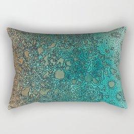 The Caribbean Rectangular Pillow