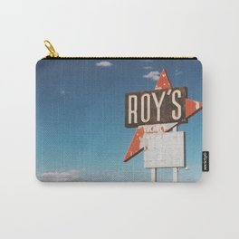 Roy's Motel Carry-All Pouch