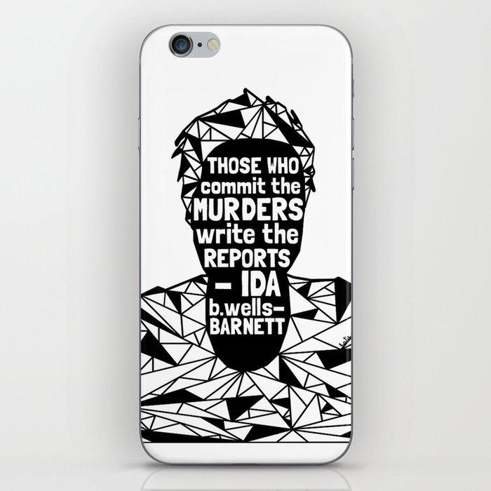 Sandra Bland - Black Lives Matter - Series - Black Voices iPhone Skin