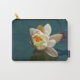 Elegant water lily Carry-All Pouch